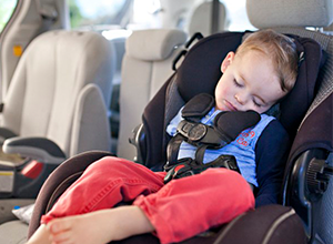 New Sensor Could Prevent Car Seat Deaths